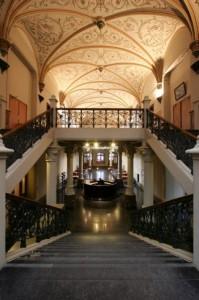 Salle des pas perdus, Palais de Justice, Verviers (c) Ordres des avocats du Barreau de Verviers