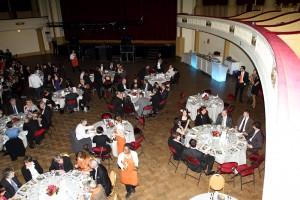 Grande salle - Dîner de gala